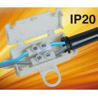 Buy cheap IP20 Mini Junction Box With Terminal For Lamp Fitting product