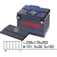 Buy cheap UPS Square Battery Box 6V4 Of Plastic  Injection Battery Box Mould product