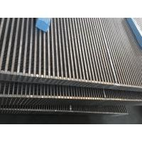 Buy cheap Customized Aluminum Air to Air Heat Exchanger Core For Automotive After Market Cooler product
