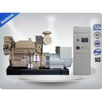 Buy cheap 440Kw / 550 Kva Cummins Engine Diesel Generator Set With Stamford Aternator product