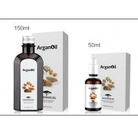 Buy cheap Pure Natural Morocco Argan Oil For Dry Hair Moisturizing Nourishing product