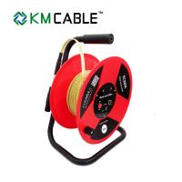 Buy cheap Red High Accuracy Water Level Meter Tape For Measuring Borehole Drilling Depth from wholesalers