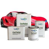 China Durable Metallic Red Car Paint , Two Component Varnish Epoxy Paint Thinner on sale