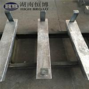 hot Aluminum bracelet anode sacrificial anode china supplier cathodic protection