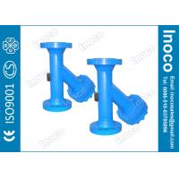 Buy cheap BOCIN DN50 Y Type Pipeline Strainer Filter / Carbon Steel Housing Liquid Filter product