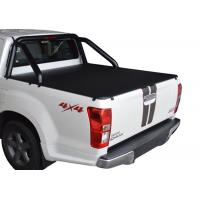 Buy cheap Automobile Spare Parts OE Style Rear Bumper Bar For ISUZU D-max 2012 2016 from wholesalers
