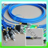 Buy cheap 12Core FC/FC Armored Fiber Optic Patch Cable from wholesalers