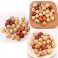 Roasted 100% Healthy Delicious Natural Soy sauce flavor Peanuts Coated in Colorful Skin in Bulk Packing for sale