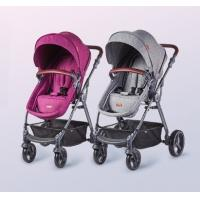 Buy cheap 3 In 1 Infant Toddler Stroller Light Weight Baby Basket Multi Functional product
