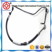 Buy cheap BRASS CONNECTOR OIL RESISTANT HIGH PRESSURE  AUTO POWER STEERING HOSE product