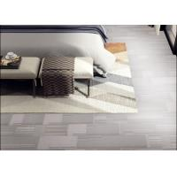 Buy cheap Comfortable Luxurious Carpet Lines LVT Click Flooring Easy Installation product