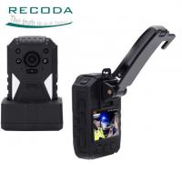 Buy cheap Wireless IP67 32MP 4G Police Officers Wearing Body Cameras Security Guard Ambarella A12A55 product