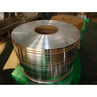 Buy cheap Customized Heavy Duty Aluminium Foil Roll Cold Chain Aluminum Brazing Material product