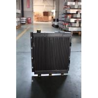 Buy cheap Aluminum bar& plate water cooler for automotive heavy duty truck product
