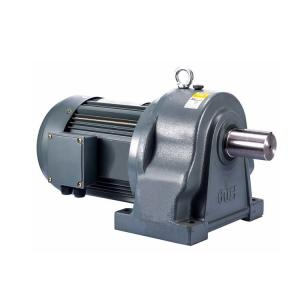 Buy cheap Customized 7.5kW Geared Brake Motor For Car Parking System product