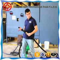 Buy cheap SAND BLASTING HOSE 4 LAYERS BRAIDED FABRIC REINFORCED STEEL WORE REINFORCED product