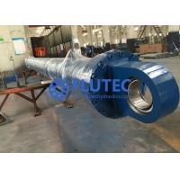 Buy cheap Engineered Custom Hydraulic Cylinders Hallite Seals For Reclaimer Stacker product