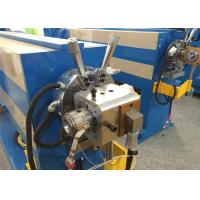 Buy cheap PLC Controlled Plastic Cable Extruder Machine Fully Automation 65000W product