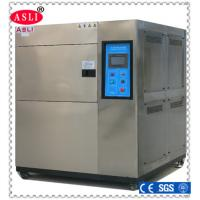 Automotive 1 Mintue Recover Time Thermal Shock Lab Test Chamber 200 Degree Temperature for sale