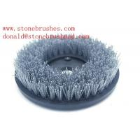 China 8inch/200mm abrasive brush for antique stone surface on sale
