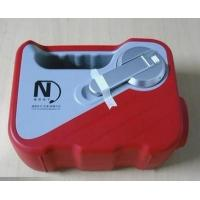 Quality Electronic Case Plastic Prototype / CNC Machined Prototypes With Printing for sale
