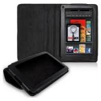 Buy cheap PU leather sleek amazon kindle fire protective covers and cases for one-hand reading product