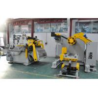 Buy cheap Nc Servo Feeder And Decoiler Straightener Feeder With Power Press product