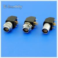 Buy cheap 2 Pin Printed Circuit Board Connector Rear Panel Installed Elbow Socket from wholesalers