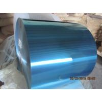 Buy cheap Colorful Hydrophilic Aluminium Foil 0.105MM Various Width For Fin Stock product