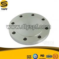 China ASTM A182 F304 F304L F316 F316L F321 ASTM A182 F51 F53 F55 Stainless Steel Blind Flange on sale