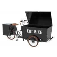 Buy cheap Multi Function Tricycle Cargo Bike User - Friendly Customized Logo product