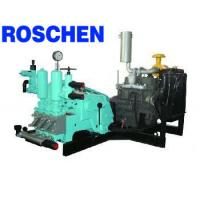 Buy cheap Smooth Rotation Mud Pumps For Drilling Rigs , Longer Service Life product