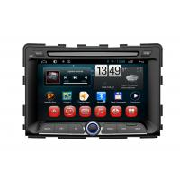 Buy cheap Ssangyong Rodius Android Car GPS Navigation System DVD Player 1080P RDS Touch Panel product