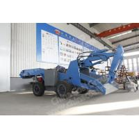 Quality Mining Equipment Long Life TMC-80 Crawler Mucking Loader Tunnelling Machine for sale