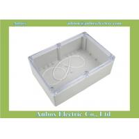 Buy cheap 263*182*95mm Clear Lid Enclosures product