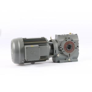 Buy cheap Foot Mounted 50Hz Helical Worm Gear Motor For Agitator Drives product