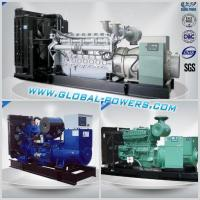 Buy cheap 10Kw - 80Kw Prime Power Diesel Generator Set (Soudproof Available) With Perkins Diesle Engine product