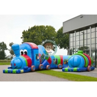 Buy cheap Inflatable obstacle adult inflatable obstacle for kids commercial inflatable from wholesalers