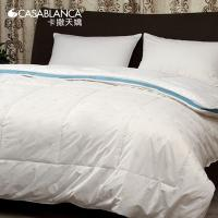 Buy quality Lightweight Breathable Wool Winter Down Comforter , King Size Quilts at wholesale prices