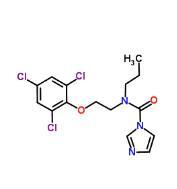 Buy cheap 450g/L EW CAS 67747-09-5 Prochloraz Fungicide Control Fruit Anthracnose product