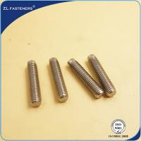 Buy cheap High Precision Stainless Steel Weld Studs Zinc Plated / Copper Plated product