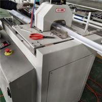 Buy cheap T5 - T12 Size LED Lighting Cover Production Line PC / ABS Granular Materials product