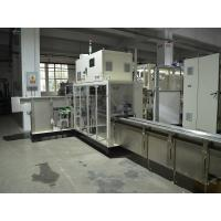 Buy cheap Full Servo Ready Bags Sanitary Napkin Packing Machine  ISO9000 Certification product