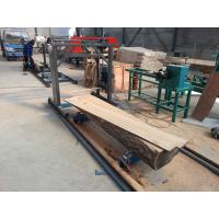 top quality woodworking portable chain saw mill machinery in promotion