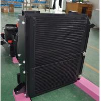 Buy cheap Customized Automotive oil cooler radiator combined Heat Exchanger product