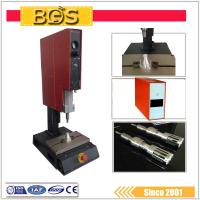 China Digital 35KHz High Power Plastic Ultrasonic Welder on sale