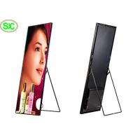 Buy cheap HD Indoor Full Color LED Advertising Display P3 Poster Screen from wholesalers