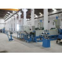 Buy cheap PLC Controlled Cable Production Line With Linkage Wire Cutting Machine product