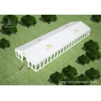 Buy cheap 10m by 30m Outdoor Event Tent Marquee for Luxury Weddings Customized with Logos product