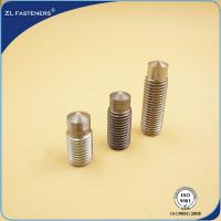 Buy cheap Industrial Copper Plated M5 Weld Studs Stainless Steel For Arc Stud Gun product